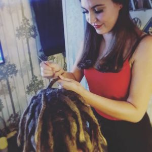 Crochet dreadlocks Melbourne