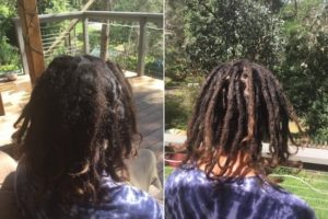 Melbourne dread maintenance before after