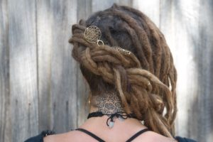 dreadlocks maintenance and styling