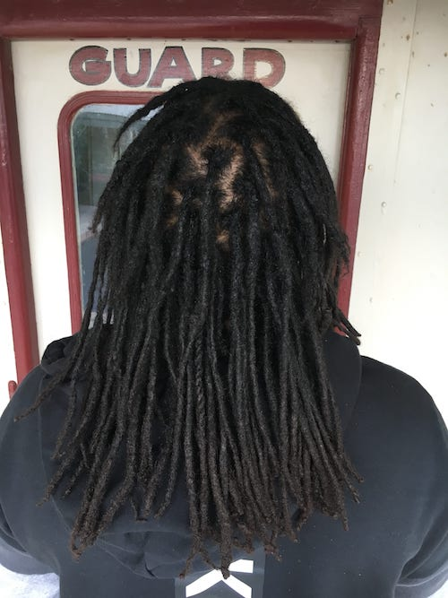 afro hair maintenance Melbourne after 1