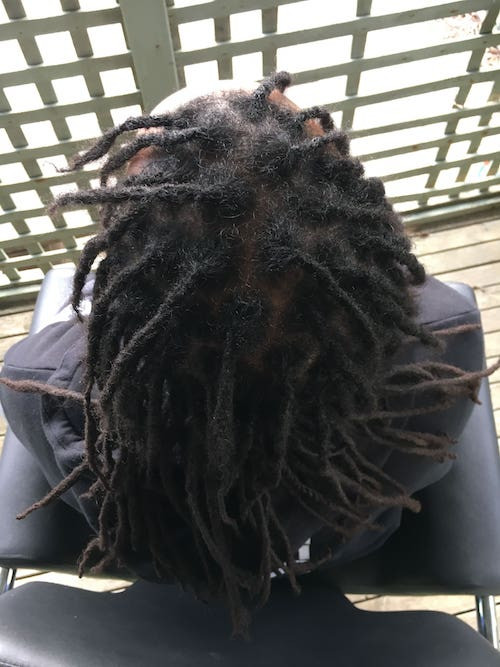 afro hair maintenance Melbourne after 2