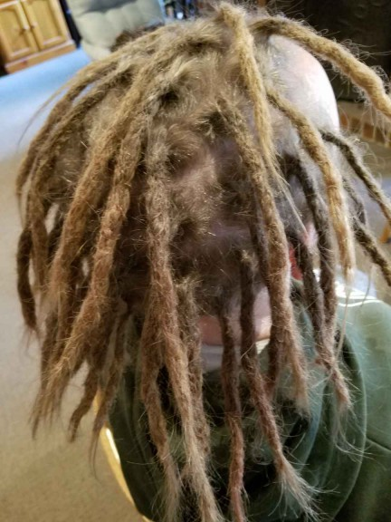 Starting dreads after