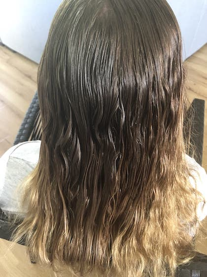 Melbourne knot removal detangling matted hair after