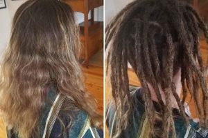 dread creation long hair melbourne